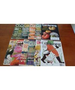 Lot of 12 Organic Gardening Magazines - $14.95