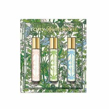 TORY BURCH 3 Piece ROLLERBALL Eau De Parfum Sprays 0.17 Fl Oz/5 ml EACH - $21.99