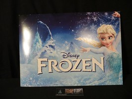Disney Store Authentic exclusive Frozen lithographs set of 4 Elsa Anna Olaf - $32.76
