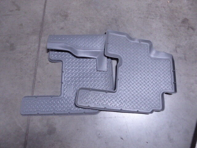 Husky 63412 Liners Back Seat Floor Liner New