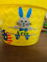EASTER is almost here! Personalized Easter bask... - $20.00