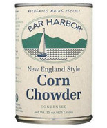 Bar Harbor New England Style Corn Chowder Soup, 15 oz Can, Case of 6 - $32.99