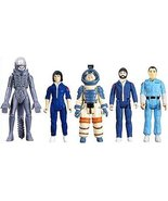 Alien Super 7 ReAction Ripley, Dallas, Kane, Ash and Alien Action Figure... - $70.00