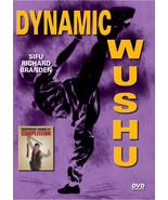 Dynamic Wushu Chinese Kung Fu DVD Richard Branden tournament kicking wea... - $28.00