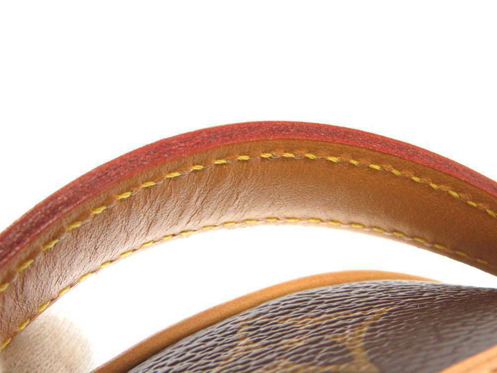 LOUIS VUITTON Mini Boite Chapeau Shoulder Bag Monogram M44699 3Way Bag Authentic image 6
