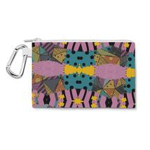Ragdoll Patchwork Sally Canvas Zip Pouch - $15.99+