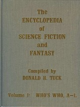 001: The Encyclopedia of Science Fiction and Fantasy Through 1968: A Bib... - $44.00