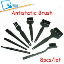 8pcs ESD Special Antistatic Dust Cleaning Brush Set for PCB Repair Solde... - $8.86