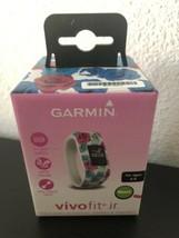 Garmin vívofit jr, Kids Fitness/Activity Tracker,Real Flower - $69.99
