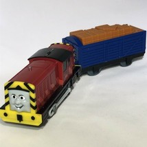 2010 Talking Salty Thomas & Friends Mattel Trackmaster Train Car Tested ... - $19.95