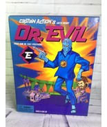Captain Actions Arch Enemy Dr Evil Action Figure Villain Playing Mantis ... - $32.71