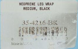 Weaver Leather 35 4216 BK Neoprene Performance Boots Medium Black Package 2 image 7
