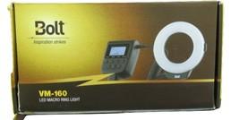 Bolt  VM-160 LED macro ring ligth. - $110.50