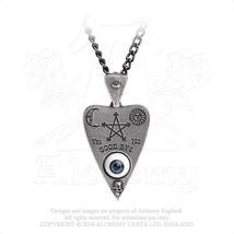 Planchette Pendant by Alchemy Gothic - $39.95