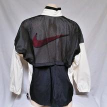 VTG Nike Windbreaker Jacket Colorblock 90's Big Swoosh Coat Jordan Track... - $119.99