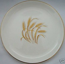 Homer Laughlin Golden Wheat Bread & Butter  Plate - $9.27