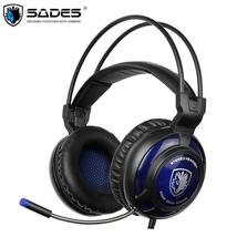 Sades SA-805 2016 New Xbox One/PS4 Gaming Headphones Over Ear Stereo Hea... - $45.98+