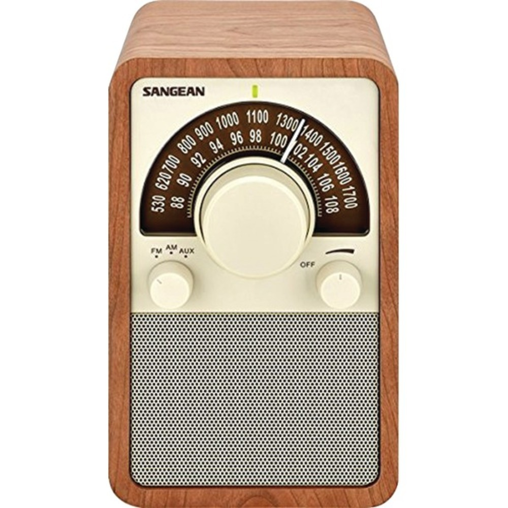 Primary image for Sangean WR-15WL AM/FM Tabletop Radio (Walnut)