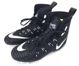 Nike Force Savage Elite TD men's Football Cleats Sz 9 857063-011 - $39.49
