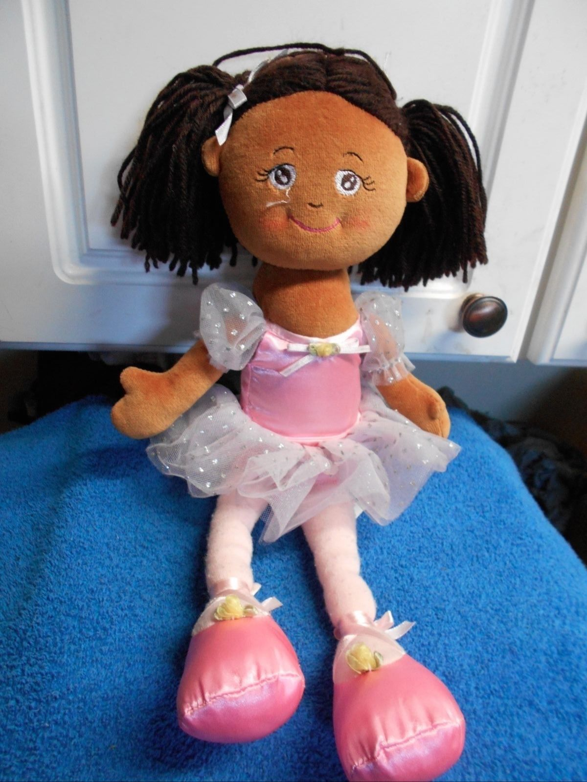"Primary image for Russ Plush Doll Amirah 16"" Tall"