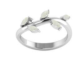 Lovely !! Rainbow Moonstone Sterling Silver Ring Shine Jewelry Size-9.5 ... - €12,08 EUR