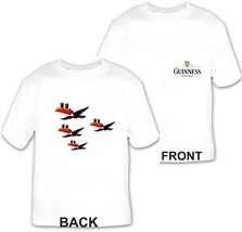 Guinness Beer Flying Toucans T Shirt S M L XL 2... - $16.99 - $19.99