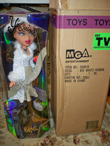 2003 Huge Large Bratz Yasmin 2003 Limited Edition Collector Doll with sh... - $88.99