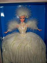 1994 Enchanted Seasons Collection Snow Princess Barbie doll NRFB - $35.00