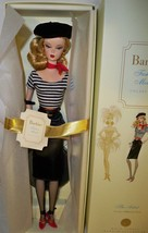 NRFB Gold Label The Artist Barbie Doll NRFB International Exclusive! sil... - $219.99