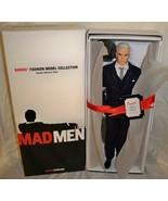 Mad Men Roger Sterling Ken Barbie Silkstone Club Exclusive club doll NRF... - $189.99