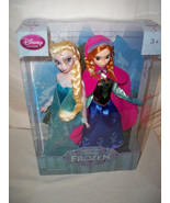 Disney Frozen Exclusive 12 Inch Doll 2-Pack Anna & Elsa NRFB Authentic N... - $149.99