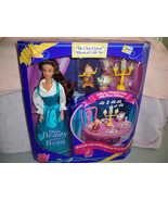 1993 Disney's Beauty and the Beast 'Be Our Guest Musical Gift Set' NRFB ... - $75.00