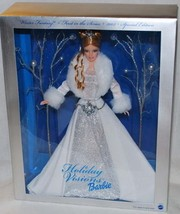 2003 Holiday Visions Winter Fantasy NRFB Beautiful dressed in white!! 2003 - $49.99