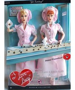 "NRFB I Love Lucy Dolls ""Job Switching"" Chocolate Factory NRFB Ethel and ... - $129.99"