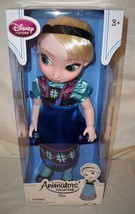 Disney Frozen  Animators' Collection Elsa Toddler Doll  16'' NRFB - $49.99