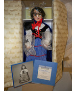 Mint in Box Ashton Drake Snow White Doll European Fairy Tales Collection - $48.99