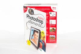 ADOBE PHOTOSHOP ELEMENTS 3.0 & PREMIERE ELEMENTS XP - $15.75