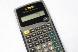 Texas Instruments TI-30XA Scientific Calculator - $10.35