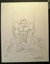 Val Mayerik : Fame 70,S Marvel Comics Artist (The Hulk) Orig,Pencil Sketch Art - $299.99