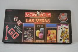 Monopoly Las Vegas Edition 2000 Hasbro Complete - $29.99
