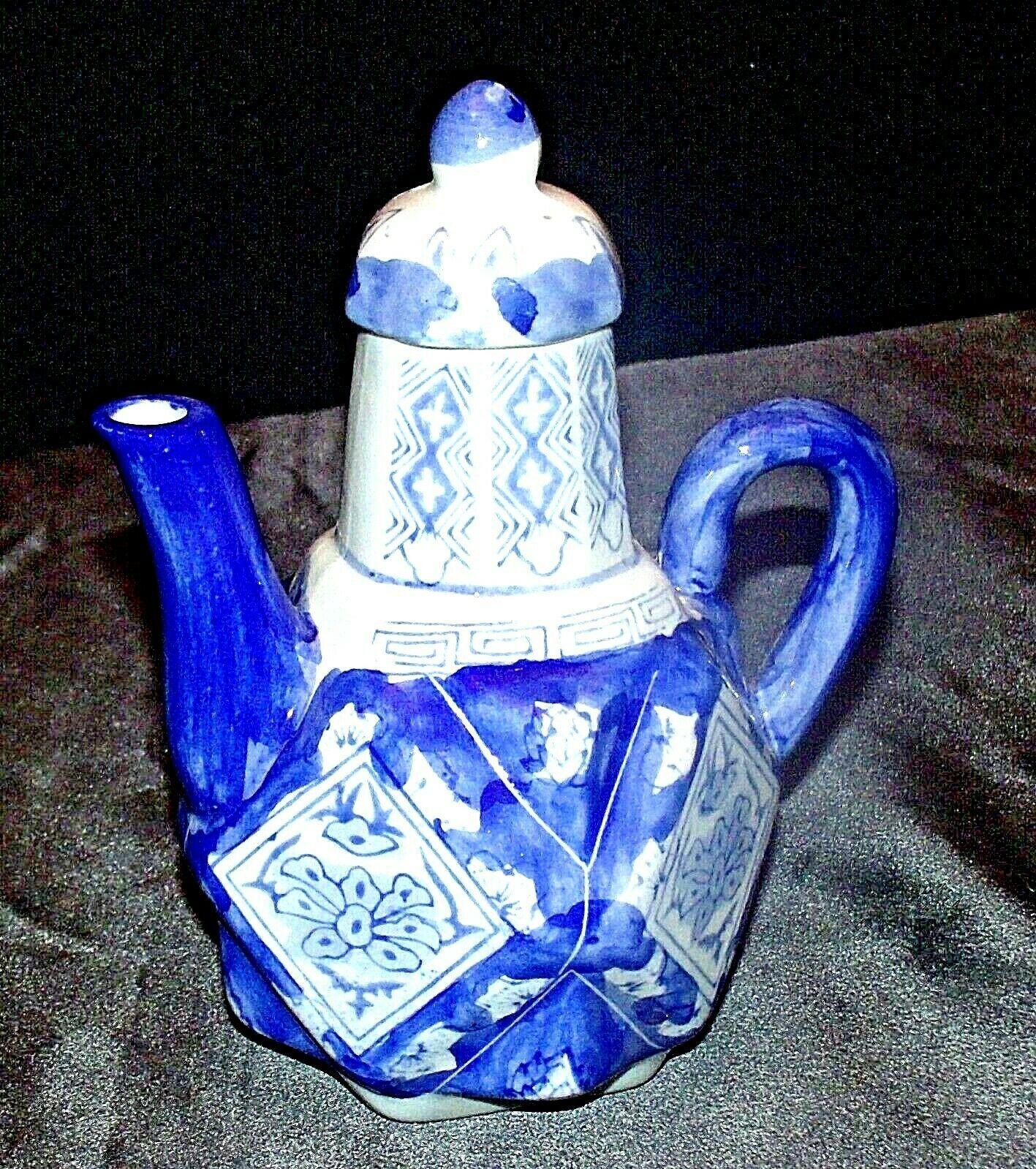 Ceramic TeaPot AA20-2152