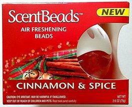 ScentBeads Air Freshening Beads, Cinnamon & Spi... - $10.54