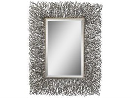 Uttermost Corbis Decorative Metal Mirror - $520.54