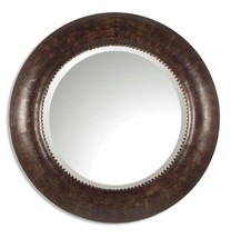 Uttermost Leonzio Leather Mirror - $368.08