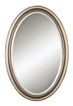 Uttermost Petite Manhattan Champagne Silver Mirror - $150.28