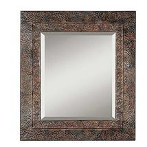 Uttermost Jackson Rustic Metal Mirror - $204.73