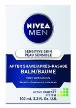 NIVEA FOR MEN Sensitive Post Shave Balm 3.30 oz (Pack of 2) - $26.40