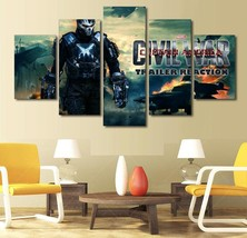 5 Pcs With Framed Printed captain america 3 civil war Painting Ready to ... - $99.99