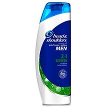 Head and Shoulders Men Refresh 2-in-1 Dandruff Shampoo and Conditioner 13.5 F... - $28.39
