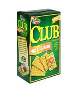 Club Crackers, Multi-Grain, 15-Ounce Boxes (Pack of 4) - €31,81 EUR